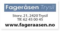 Annonser Fageråsen Trysil