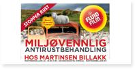 Annonser Martinsen Billakk