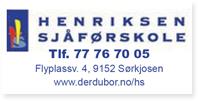Annonse Henriksen Sjåførskole