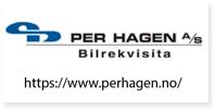 Annonse Per Hagen Bilrekvisita AS