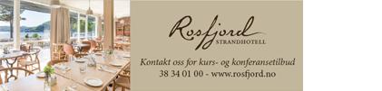 Annonse Rosfjord Strandhotel