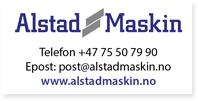 Annonse Alstad Maskin