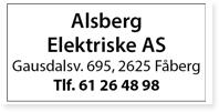 Annonse Alsberk Elektriske AS