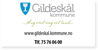 Annonse Gildeskål Kommune