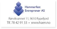 Annonse Hammerfest Entreprenør
