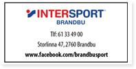 Annonse Intersport Brandbu