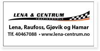 Annonse Lena Og Centrum