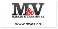 Annonse M&V Mvas Maskin Og Verktøy