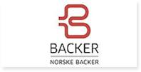 Annonse Norske Backer
