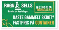 Annonse Ragns Sells
