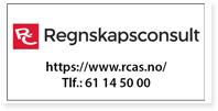 Annonse Regnskapsconsulent