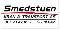 Annonse Smedstuen Kran Og Transport AS