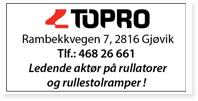 Annonse Topro