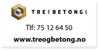 Annonse Tre og Betong