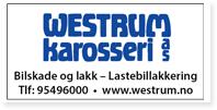 Annonse Westrum Karosseri AS