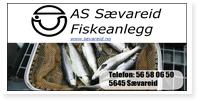 Annonser AS Sævareid Fiskaeanlegg