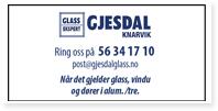 Annonser Gjedal Knarvik