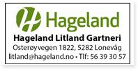 Annonser Hageland Litland gartneri