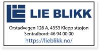 Annonser Lie Blikk