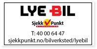 Annonser Lye Bil Sjekkpunkt