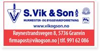 Annonser S Vik Og Sonn