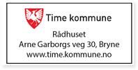 Annonser Time Kommune