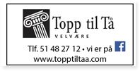 Annonser Topp Til Tå