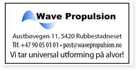 Annonser Wave Propulsion