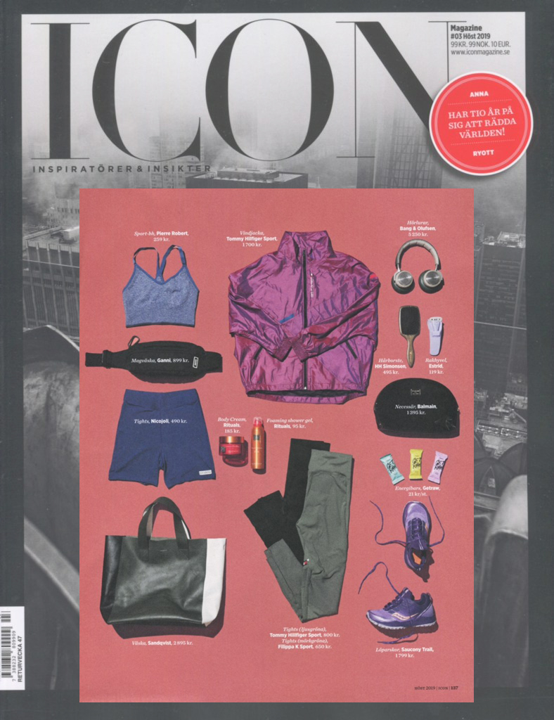 ICON Magazine #3 Höst 2019