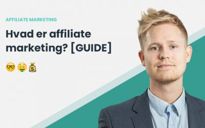 Hvad er Affiliate Marketing? Affiliate Marketing 2020