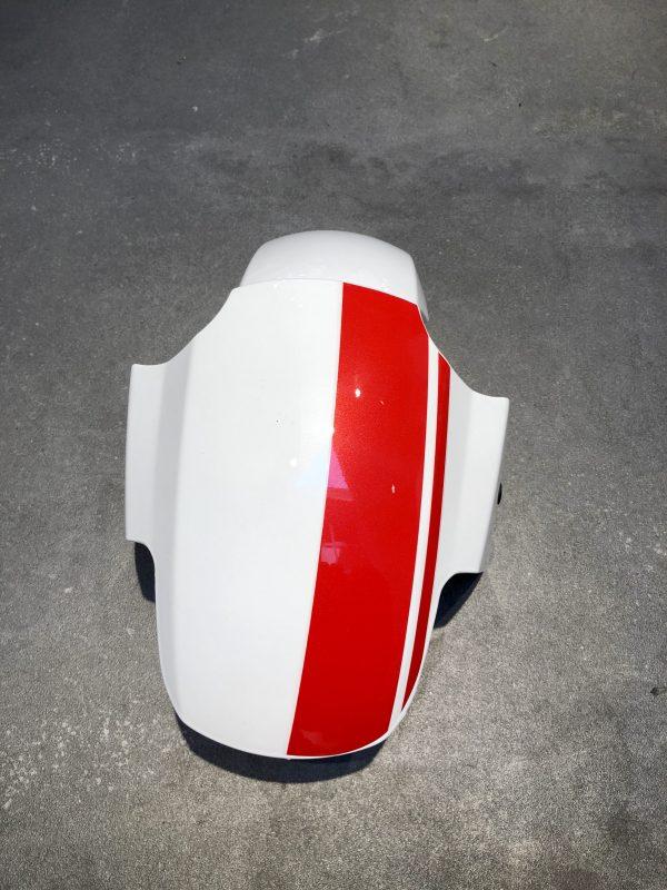 NQi spatbord wit rood