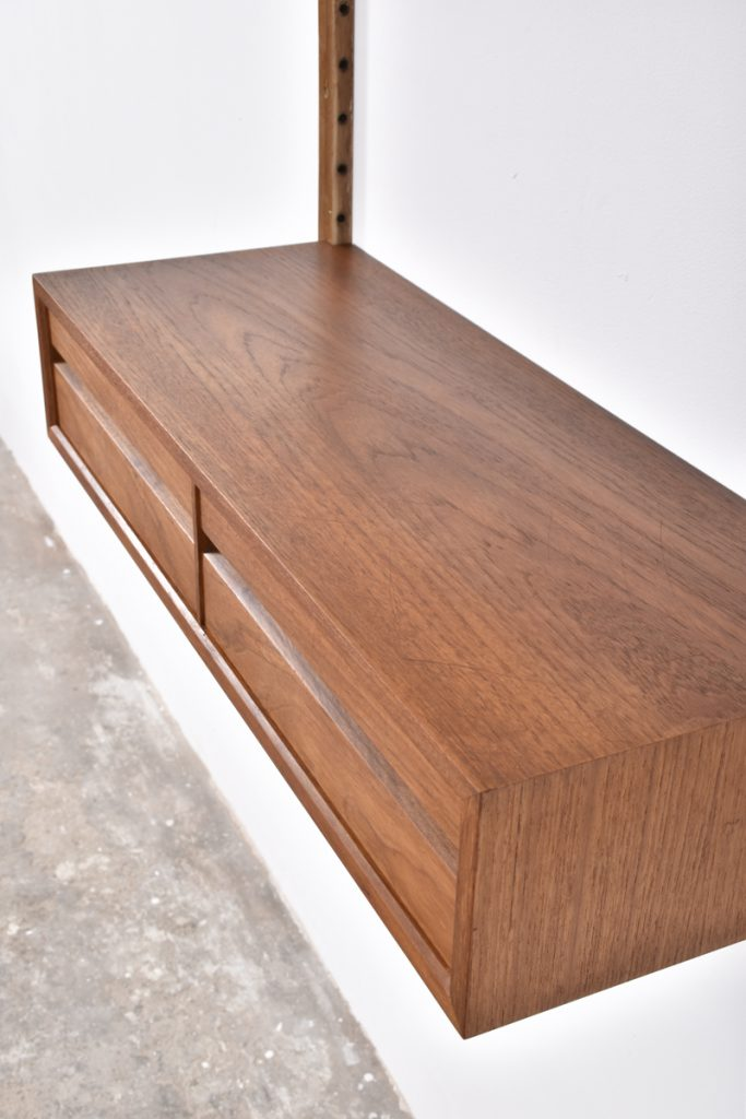 Small drawers cabinet - 15h x 30d x 80l
