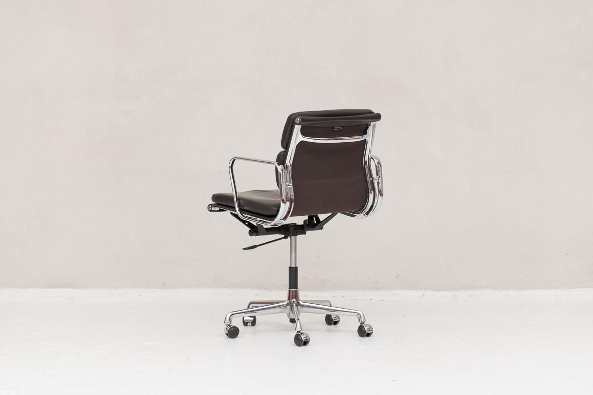 Eames Alu Bureaustoel.Armchair Nome Furniture