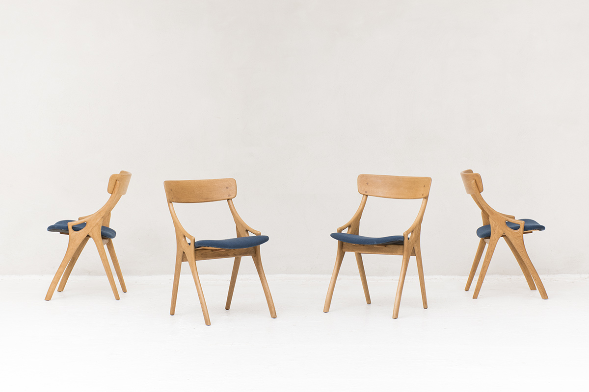 Dining chairs • NOME FURNITURE