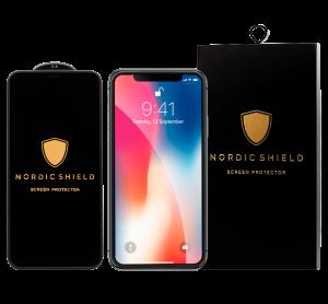 Nordic Shield Full Cover Silicone Edge blister transparent