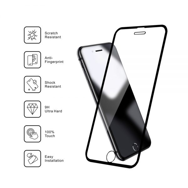 panserglas features Nordic Shield iPhone 6/7/8