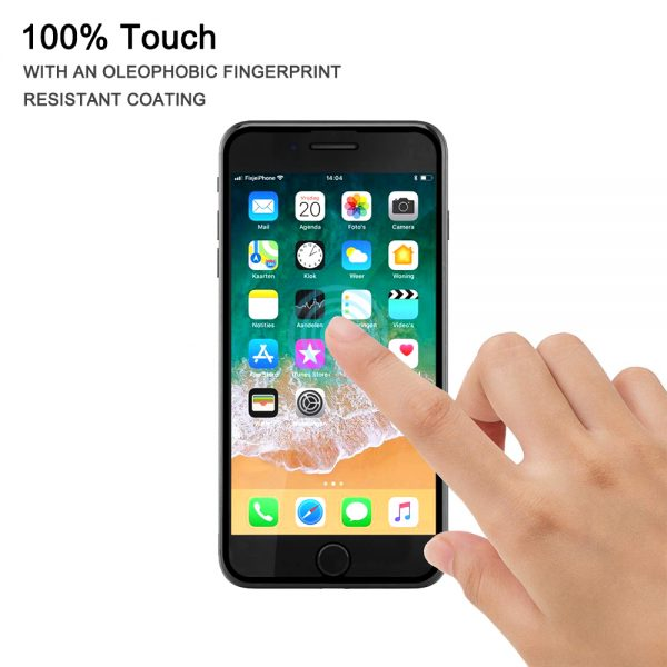 100% touch panserglas Nordic Shield iPhone 6/7/8