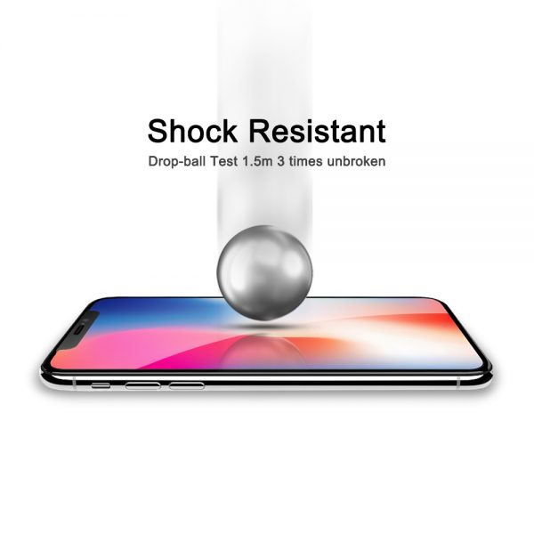 Shock Resistant skærmbeskyttelse Nordic Shield iPhone 11