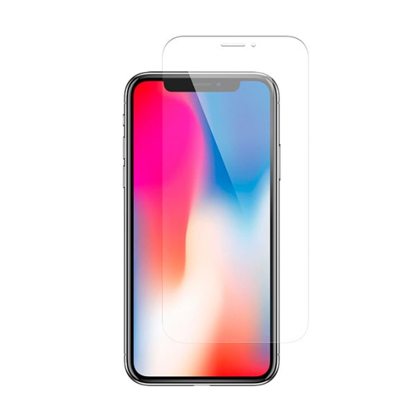 Nordic Shield iPhone X standard fit clear panserglas