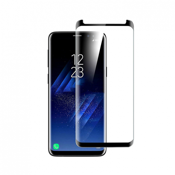 Nordic Shield panserglas Samsung S8/S9 Full Cover