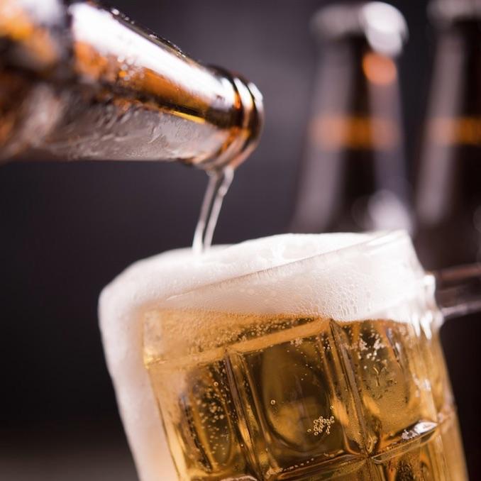 filtrering af øl