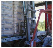 truck nordisk perlite