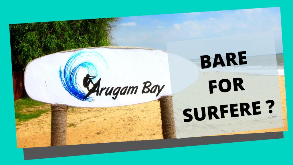 Arugam Bay på Sri Lanka