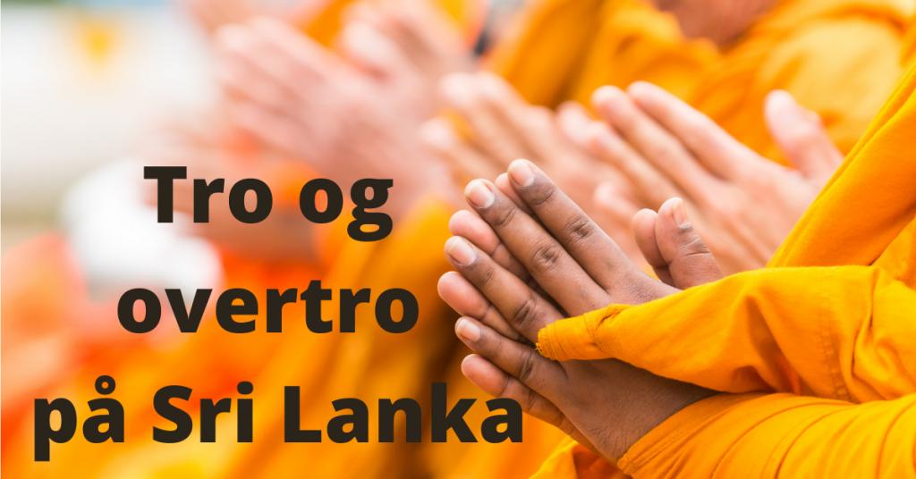 Tro og overtro på Sri Lanka