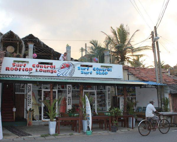 Hikkaduwa butikker