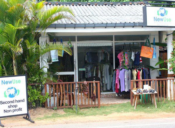 NewUse hjelpearbeid på Sri Lanka