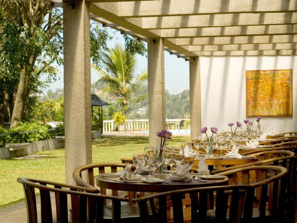 Thilanka Hotel  *  Kandy