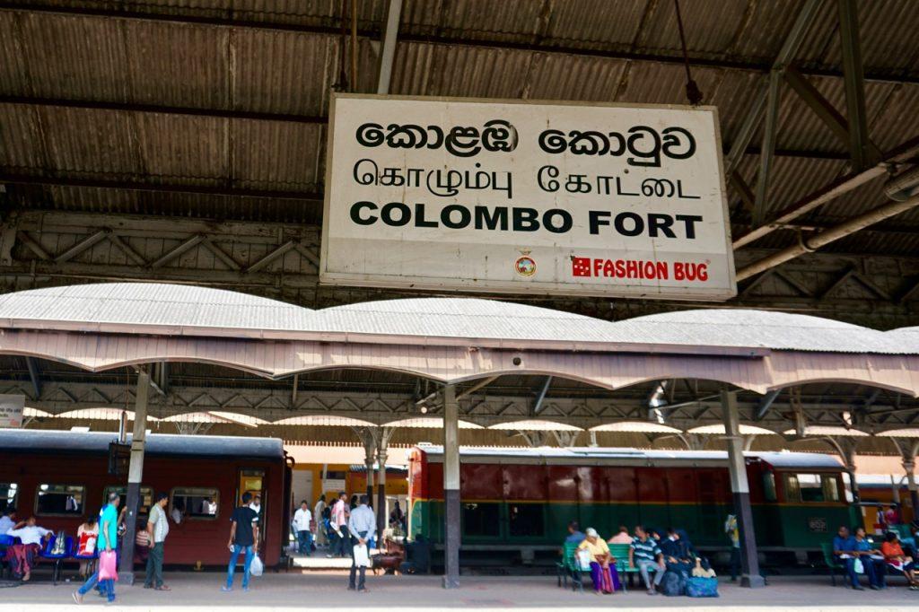 Colombo Fort togstasjon
