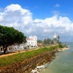 Galle Fort gamleby Sri Lanka