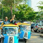 Opplev Colombo med tuktuk
